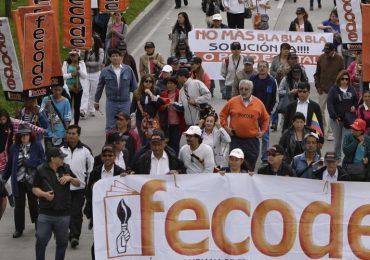 Secretarías de Educación ya habían advertido grave situación de a educación en Colombia