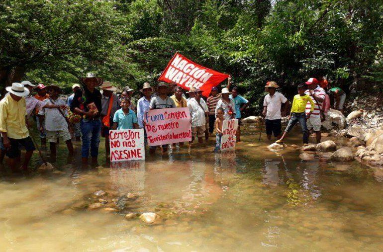 Inminente desalojo a comunidad Wayúu Katsaliamana en la Guajira