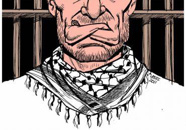 Continúa la huelga de hambre de presos palestinos
