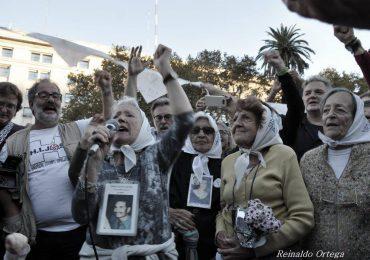 Madres de la Plaza de Mayo conmemoran 40 años de lucha digna