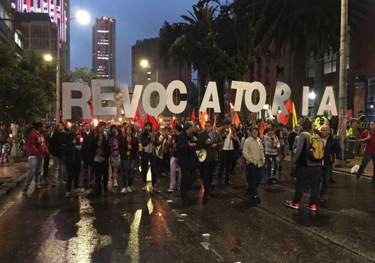 La estrategia de Peñalosa para retrasar proceso de revocatoria