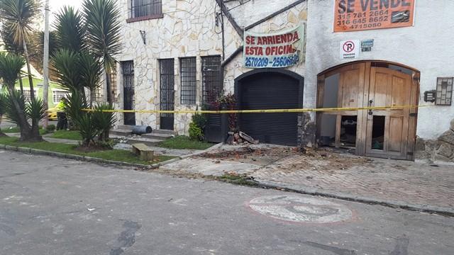 Explosión en Bogotá pudo estar dirigida contra FECODE