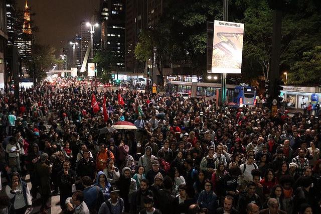 Movilizaciones impulsarían decisión sobre futuro de Temer en Brasil