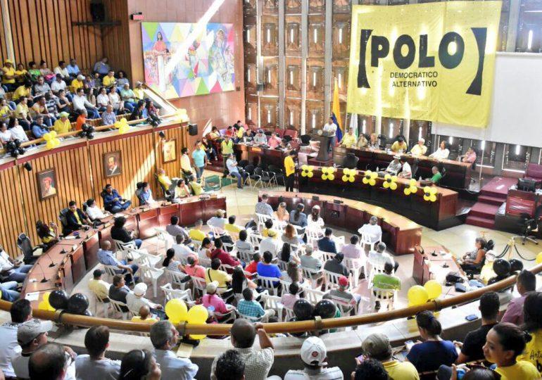 Renuncian al Polo Democrático otros diez integrantes de la junta directiva