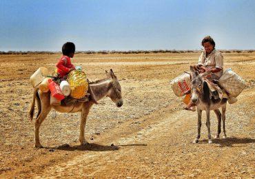 En la Guajira viven con menos de un litro de agua al día