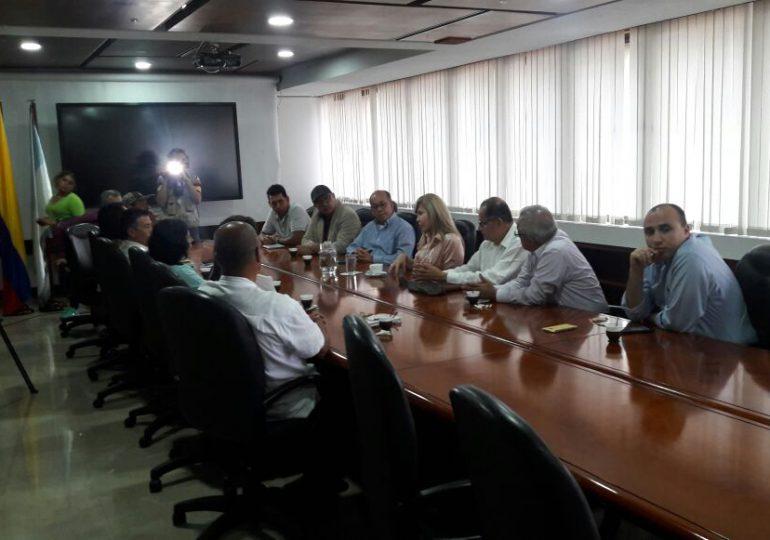 Comienza discusión sobre proyectos productivos para excombatientes de las FARC-EP #YoReporto