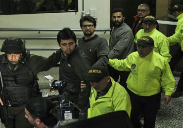 "Cárcel para implicados en caso Andino estámotivada por ""posturas ideológicas"""