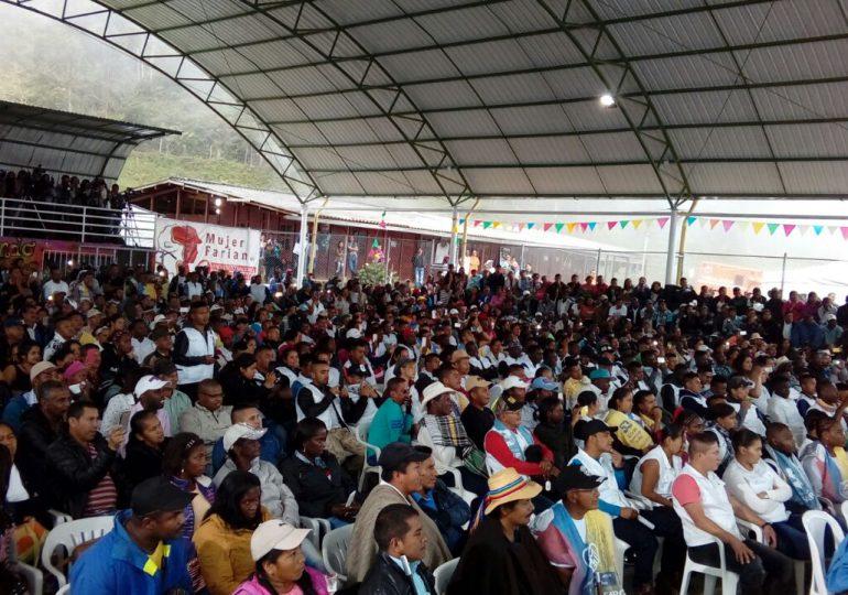 Así vivieron los habitantes de la Elvira en Cauca la dejación de armas de las FARC