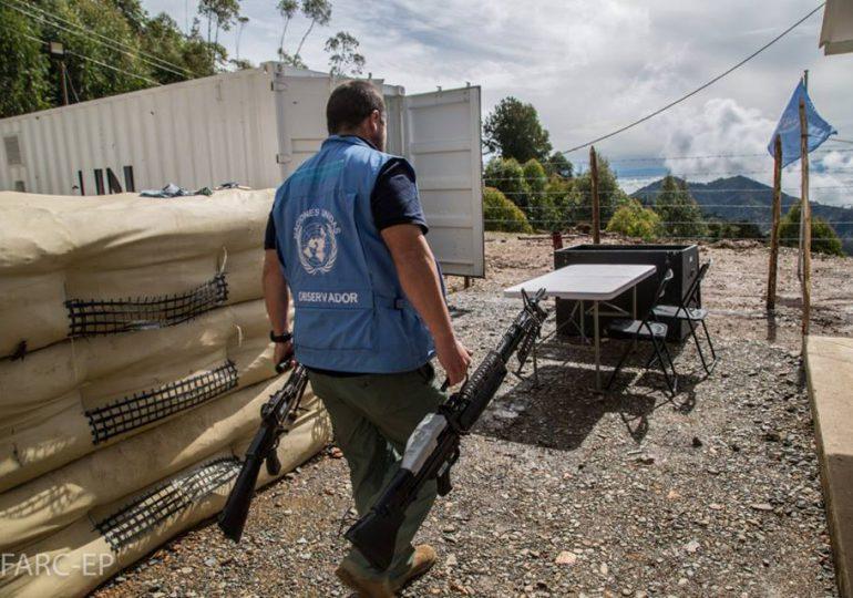Con la dejación de armas se está cerrando la página de la guerra en Colombia
