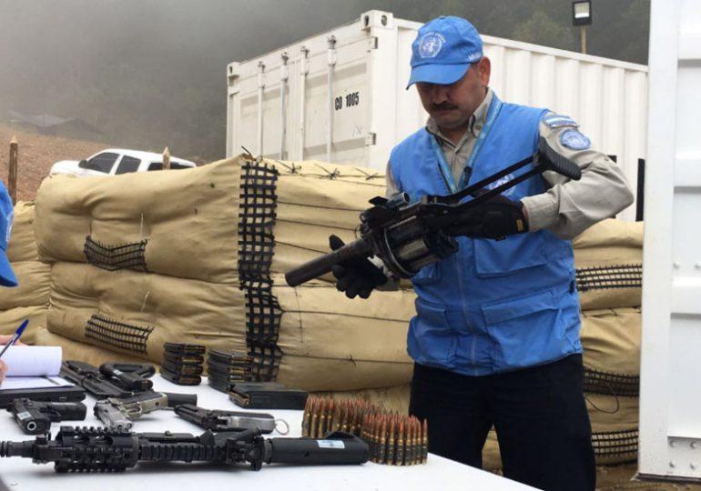 Dejación de armas de las FARC –EP marca un cambio en la historia del país