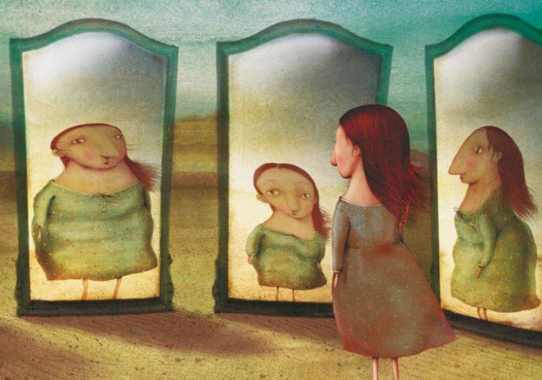 El fantasma en el espejo
