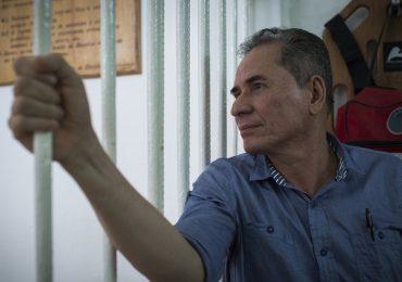Defensor de DDHH David Ravelo en libertad tras siete años de prisión