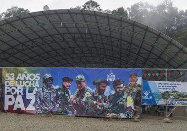 Comunidades se toman sede del Mecanismo de Monitoreo y Verificación en la Elvira Cauca