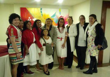 Los retos para las mujeres de la instancia de género de la CSIVI
