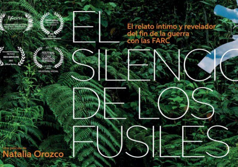 """Se estrena en Colombia """"El silencio de los fusiles """""""