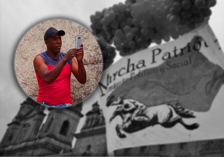 Asesinado en Cauca, Hector William Mina, líder e integrante de Marcha Patriótica