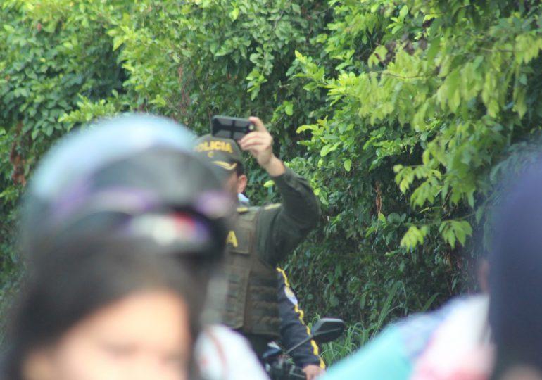 Denuncian hostigamientos de policía y ejército a participantes del paro contra Ecopetrol