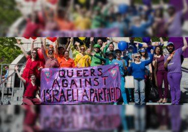 Israel intenta utilizar población LGBTI en campaña contra Palestina