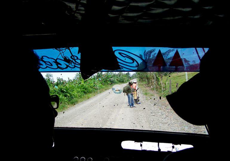 Hombres armados secuestran a líder de Caldono, Cauca