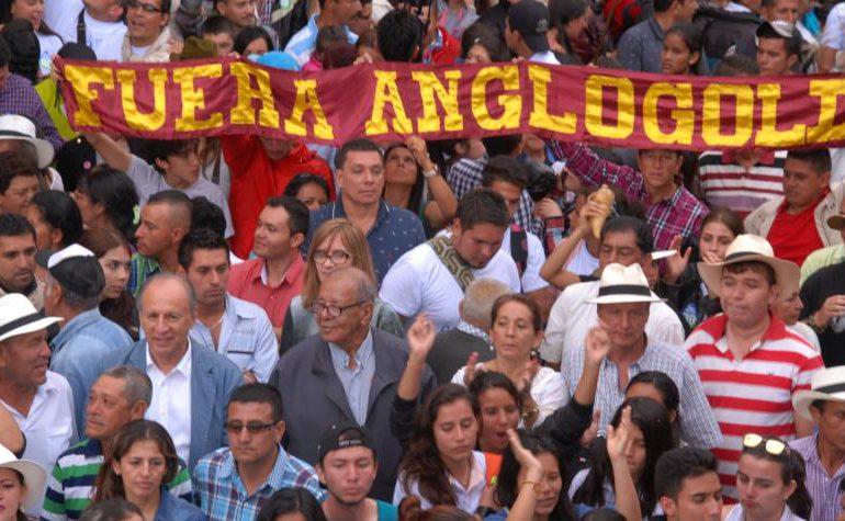 Ciudadanos piden anulación de títulos mineros otorgados en Cajamarca