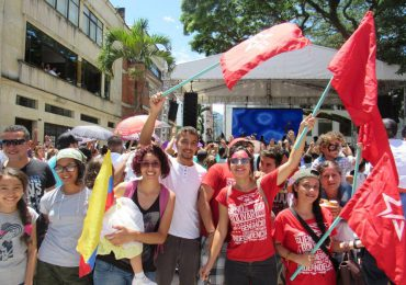 Segundo Encuentro de la Juventud Rebelde un espacio para la reconciliación
