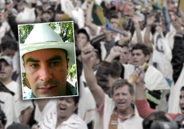 Asesinan a Ezequiel Rangel líder de ASCAMCAT en Norte de Santander