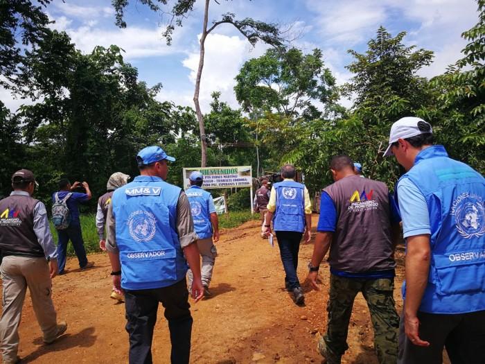 Misión de la ONU tendrá 33 equipos para verificar cese al fuego entre Gobierno y ELN