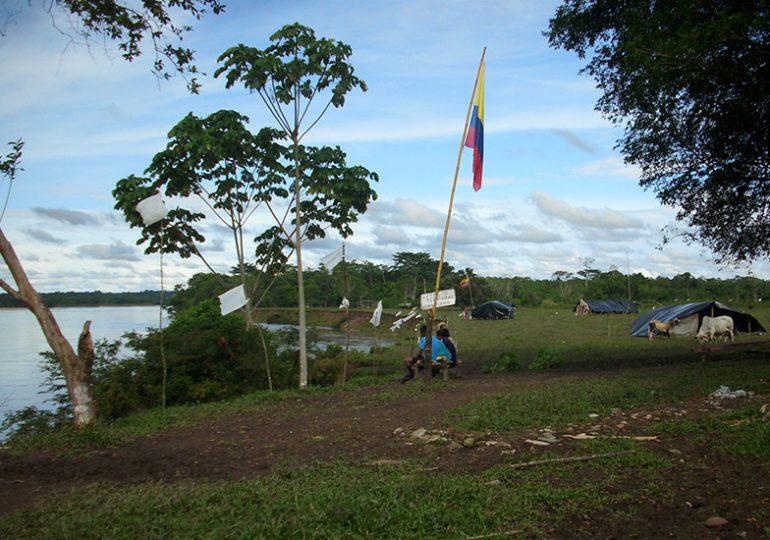 Comunidades del Putumayo denuncian persecución judicial