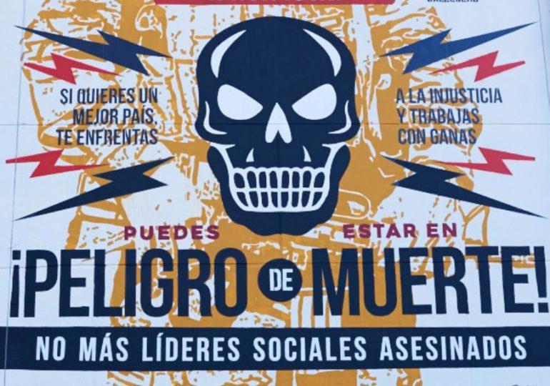 Asesinato de líderes sociales, memoria y resistencia