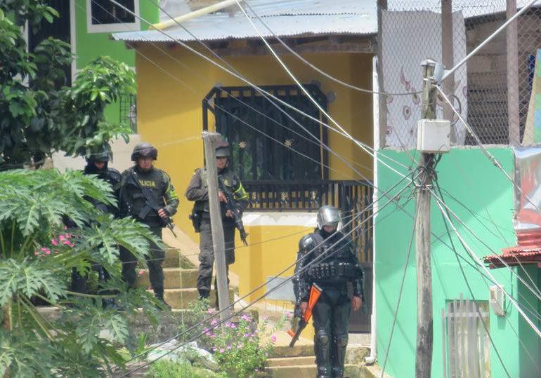Informe ratifica grave situación de DDHH en Segovia y Remedios, Antioquia