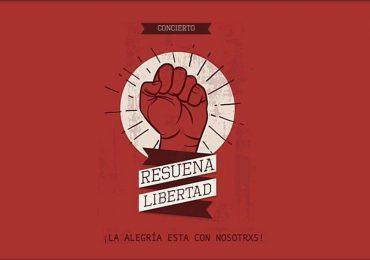 Concierto en solidaridad con los detenidos por el caso del CC Andino