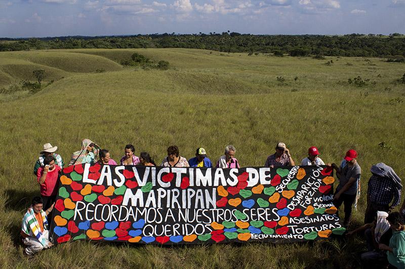 Conmemoracion Mapiripan 7
