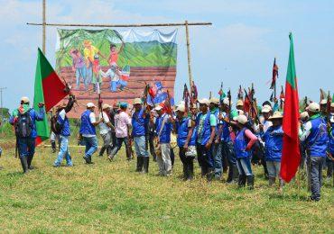 ESMAD sabotea Encuentro Internacional de Liberadores de la Madre Tierra