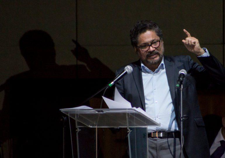 Seremos la alternativa de un nuevo poder territorial: Iván Márquez