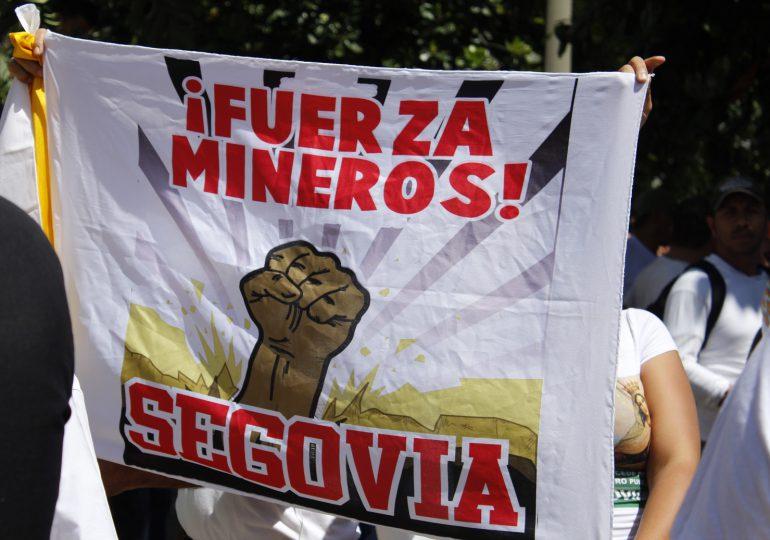 Petardos que explotaron en Segovia irían dirigidos a integrantes de mesa minera