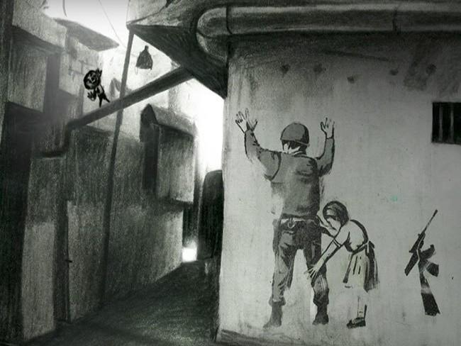 Ronaldo, un cortometraje que plasma la realidad de la niñez en Palestina