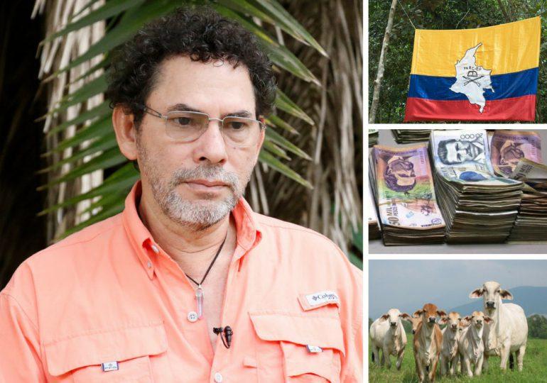 Entregamos bienes por 963 mil millones de pesos: Pastor Alape de FARC