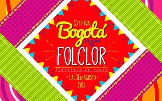 """En agosto, Bogotá se convierte en """"Ciudad de Folclor"""""""