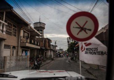 Víctimas no están recibiendo óptima atención en salud mental: MSF