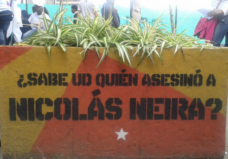 Se teje impunidad por posibilidad que Justicia Penal Militar asuma caso de Nicolás Neira