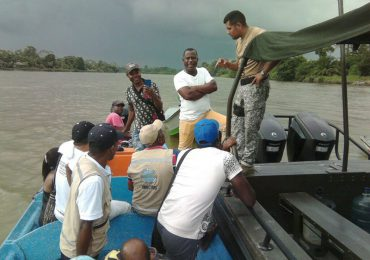 Noticias de las comunidades del Río Naya
