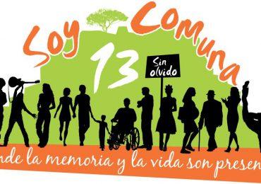 Organizaciones sociales re lanzan campaña Soy Comuna 13