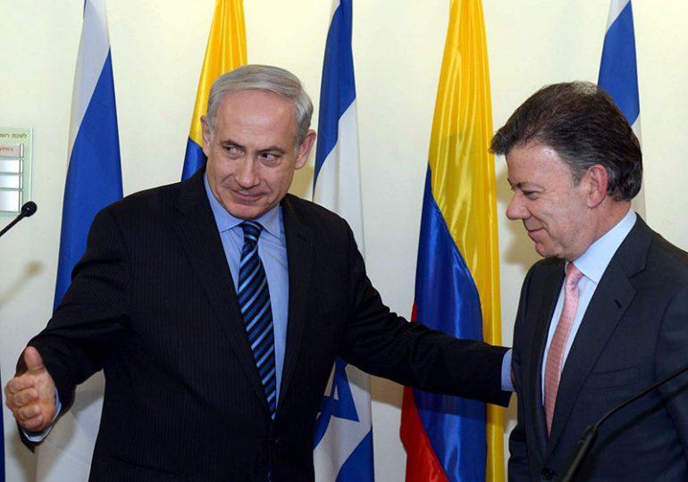 Netanyahu: La próxima visita de un genocida a Colombia