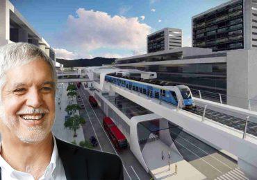 """""""El Metro Elevado de Peñalosa es el mejor ejemplo de corrupción sistémica"""" Hollman Morris"""