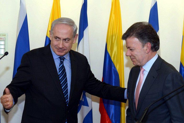 Organizaciones y personalidades rechazan visita de Benjamin Netanyahu a Colombia