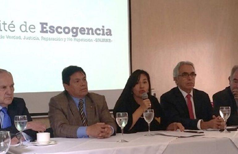 Comité de Escogencia abre posibilidad de opiniones ciudadanas a candidatos