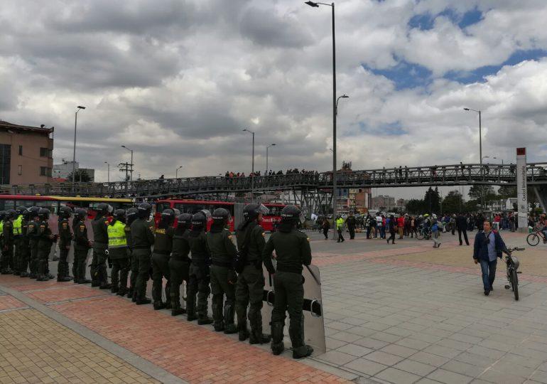 Balance del comité de DD.HH del Paro del Sur- Tunjuelo en Bogotá