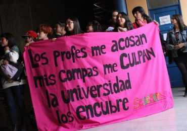 El acoso contra mujeres en las universidades, un flagelo que no cesa