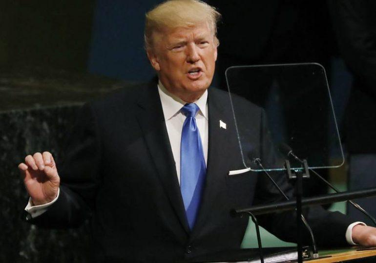 Discurso de Donald Trump es una amenaza para toda la humanidad