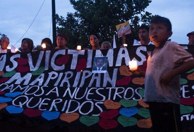 Víctimas de masacre de Mapiripán denuncian amenazas de muerte